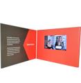 新宇K系列-4.3寸标准标准视频卡书 适合商务活动  会议招商 等