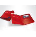 新宇K系列-5寸标准视频卡书,适合发布会、品牌推介、招商会等活动