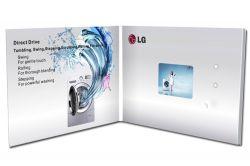 LG滚筒洗衣机视频卡书