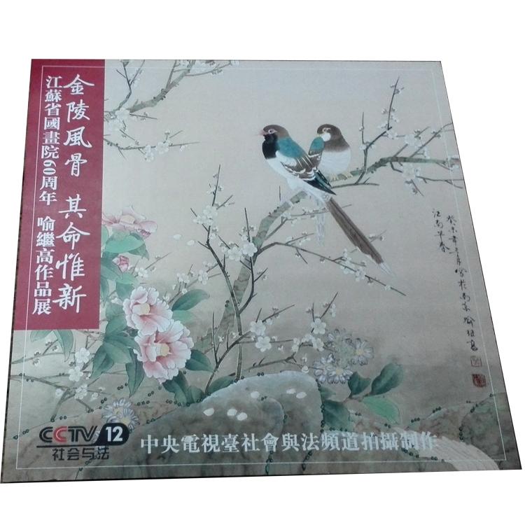 《喻继高艺术馆开幕》纪录片